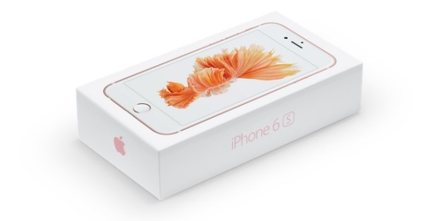 iPhone 6s in box 1