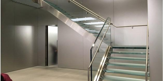 IFC stair case