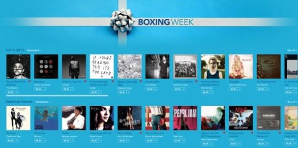 boxing week 1