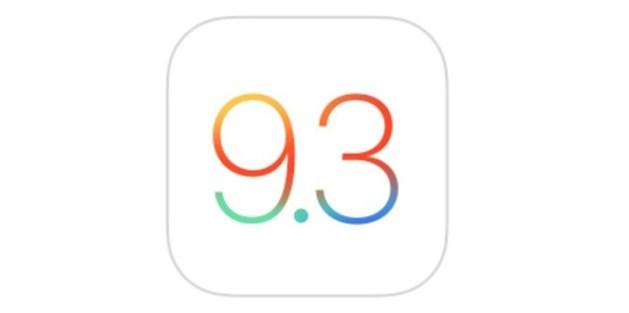 ios 9.3 1