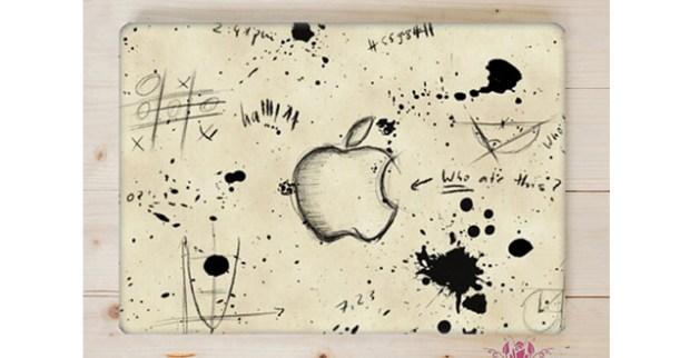 Doodle Macbook case copy