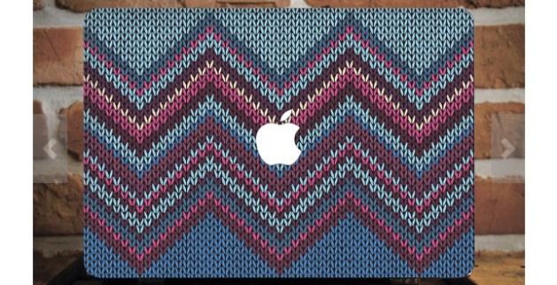 Knit Macbook Case