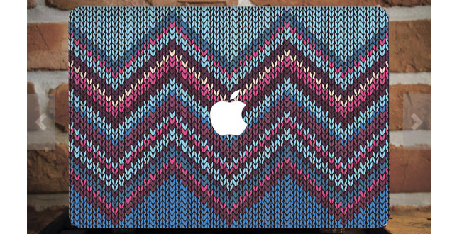 Knit Macbook Case