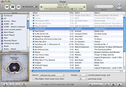 Creare suonerie con iTunes