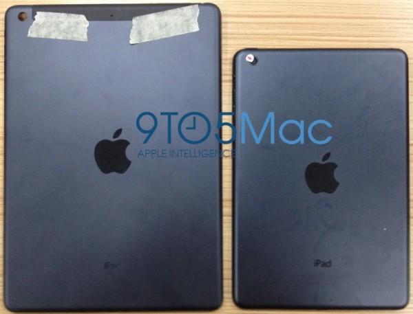 Primeiras imagens de capa traseira do suposto iPad 5 mostram diminuição significativa de tamanho