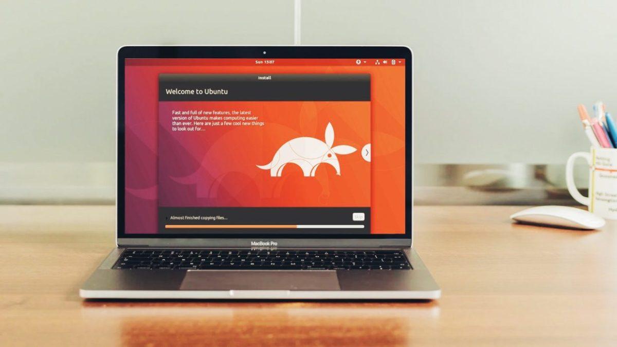 Linux скоро заработает на всех новых Mac