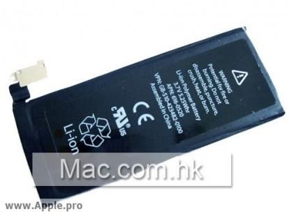 iPhone 4G: batteria più potente del 16%