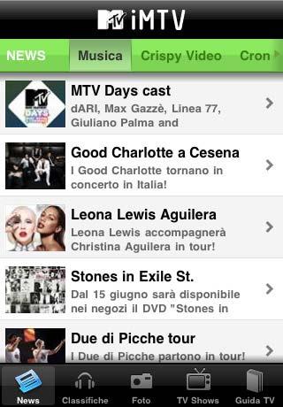 iMTV iphone 4
