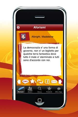 Aforismi su Iphone