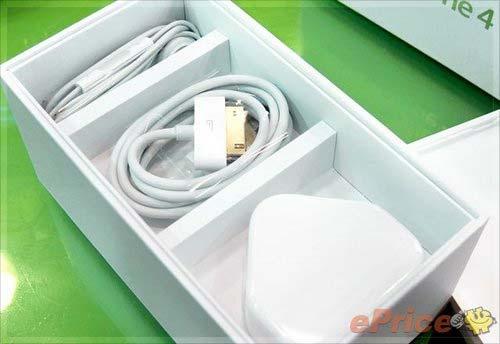 phone 4 bianco hong kong foto 4