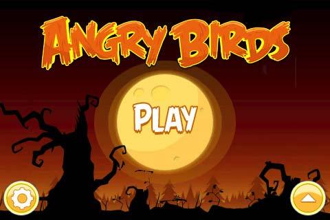 Angry Birds Halloween Iphone