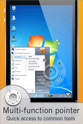 PocketCloud iphone 4