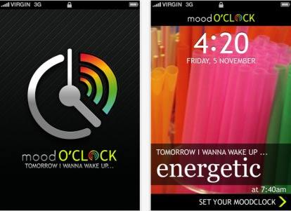 Svegliarsi in base all'umore: Mood'O Clock