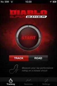Diablo Super Biker iPhone