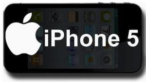 iPhone 5 il 7 settembre