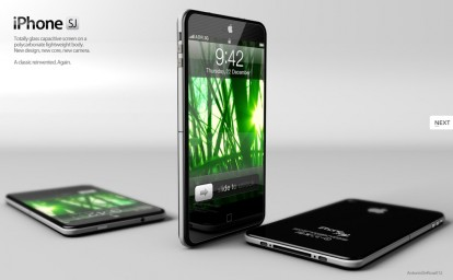 iPhone 5 SJ