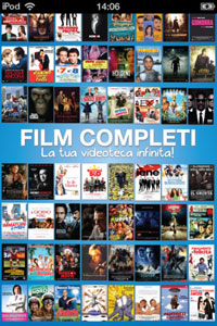 film gratis su iPhone