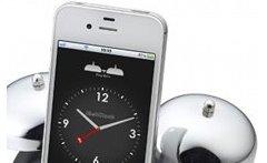 la nuova sveglia per iPhone