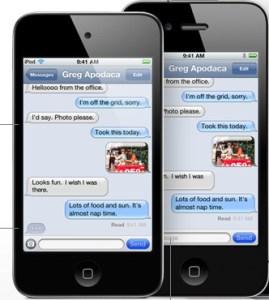 Come inviare messaggi gratis con l'iPhone