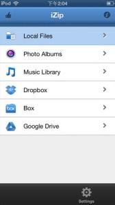 Come comprimere in ZIP le foto dell'iPhone