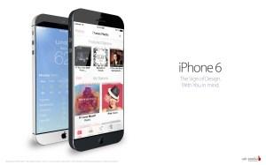 iPhone 6 da 4.7 e 5.5 pollici in uscita a Settembre
