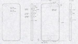 iPhone 6: immagini dei progetti dei modelli da 4.7 e 5.7 pollici