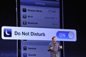 Apple iOS 8: essere reperibili solo con alcuni contatti