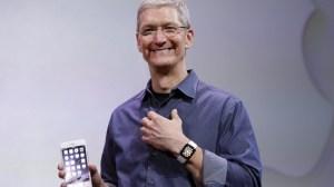 Apple risultati Q1 2015: ottime vendite dell'iPhone 6