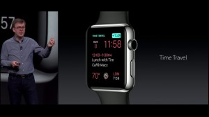 Apple Watch: come gestire gli appuntamenti con Time Travel