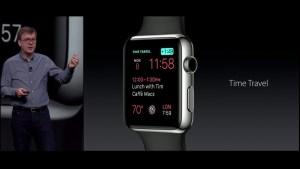 Apple Watch: come gestire gli appuntamenti con Time Travel