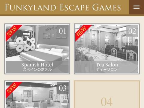 脫出ゲーム FUNKYLAND Escape Games | アプリレビュー | iPhoroid│脫出 ...