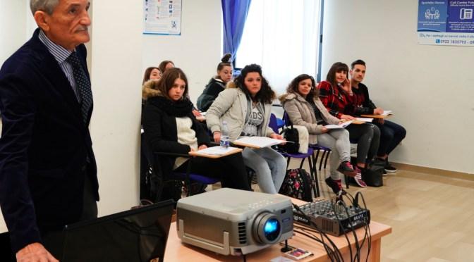 Alternanza Scuola Lavoro: i ragazzi dell'Istituto Archimede di Cammarata a Girgenti Acque