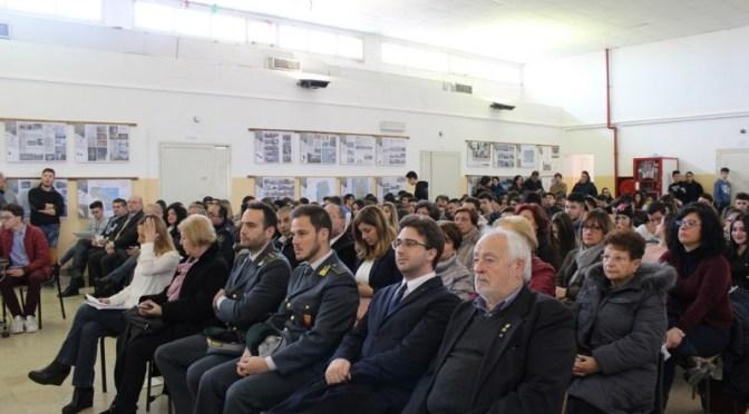 """ANCRI Agrigento e IISS """"Archimede"""" di Casteltermini uniti contro la violenza sulle donne"""
