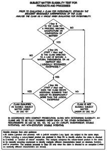 "USPTO Issues ""2014 Interim Guidance on Patent Subject"