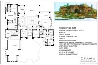 Floor Plans to 5,000 sq. ft.