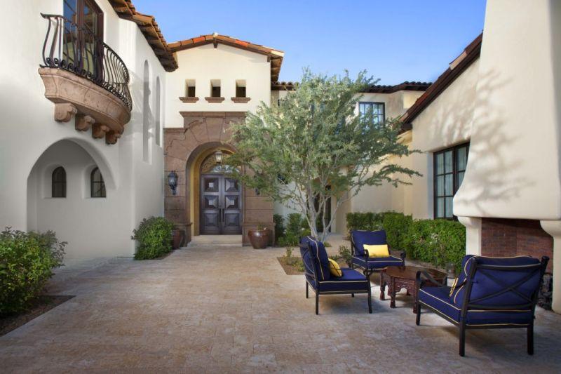 Santa Barbara Style Home