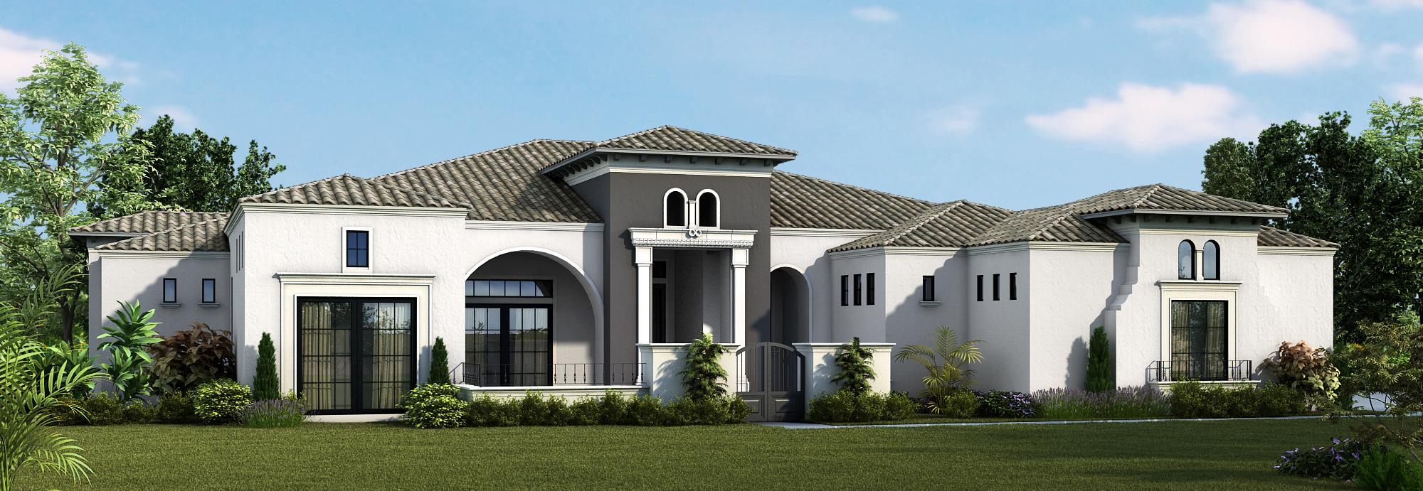 Transitional House Plans Ideas  House Plans  50695