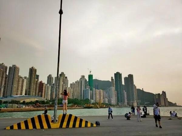 [香港大學站] 西環碼頭 — 城市中心睇日落 | iPlayHK 香港愛玩生 | 地道香港旅遊好去處