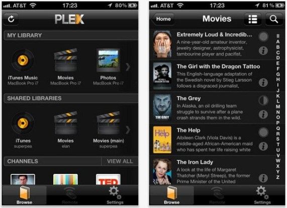 Plex 2 5 0 IPA Download for iPhone,iPad,iPod Touch
