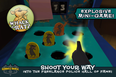 Sam & Max Beyond Time and Space Ep 4 cracked