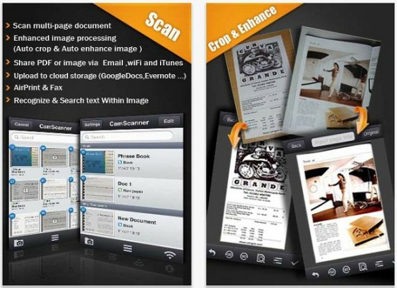 CamScanner Pro 1 4 0 5 IPA [iPhone,iPad,iPod Touch]