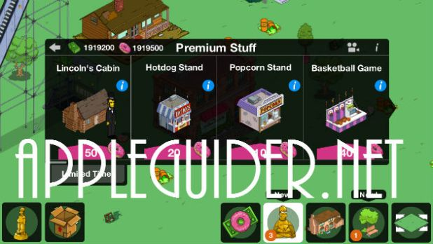 The Simpsons Tapped Out 4.3.1 hack