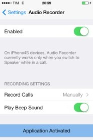 Audio Recorder 0 3-1 cracked deb for iPhone