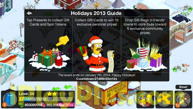 the simpsons tapped out 4.6.1 cheat