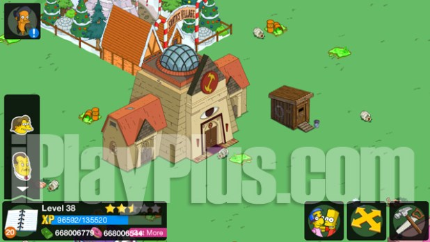 The Simpsons™: Tapped Out v4.9.5 Hack