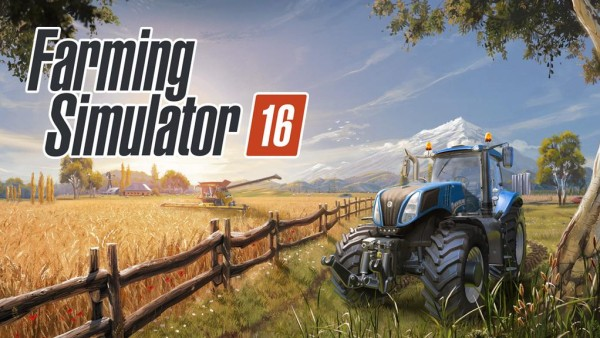 Farming Simulator 16 ipa