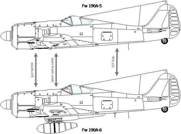 Modeller's Guide to Focke-Wulf Fw 190 Variants, Part II