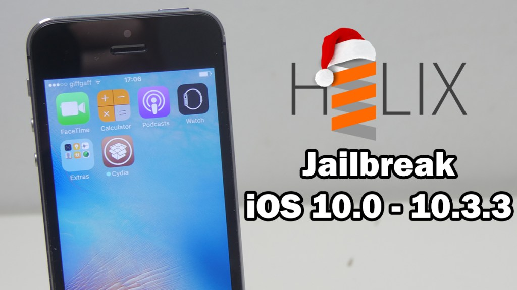 how to jailbreak iphone 5c how to jailbreak ios 10 0 10 3 3 using h3lix on iphone 5 1836