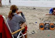 Eco Terra: Altavoces a prueba de nieve, agua y golpes que protegen tu iPod o iPhone