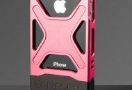 Funda Rokbed Fuzion de aluminio y policarbonato para iPhone 4 y 4S